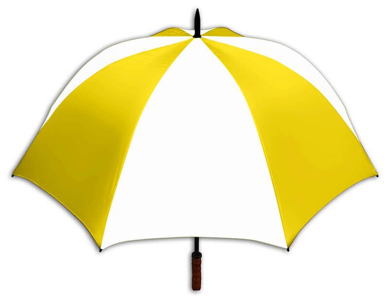ร่มกอล์ฟ สีเหลือง